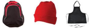 bags caps accessories