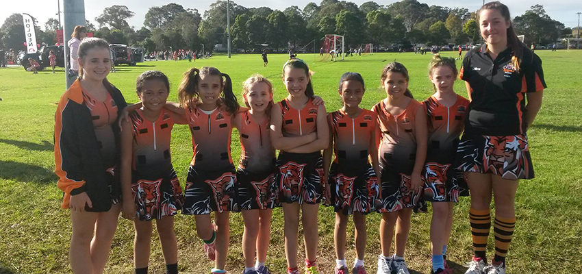 junior netball uniforms